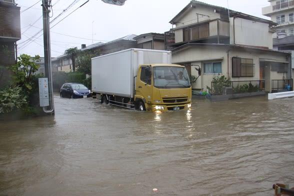 台風の被害三郷市の状況 お見舞い申しあげます - 日本共産党 ...