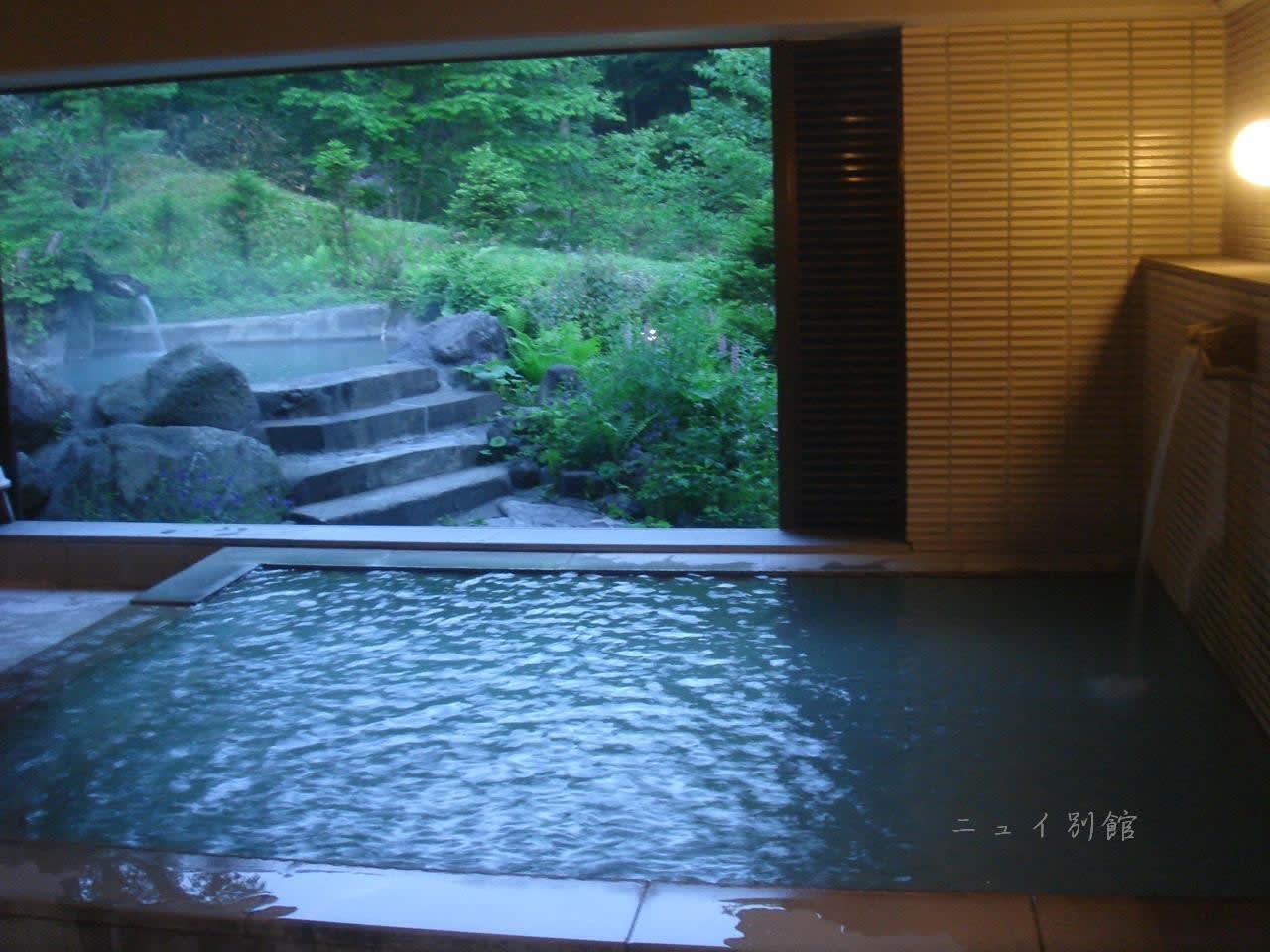 朝4時の風呂
