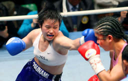 女子ボクシング) ウサナコーン...