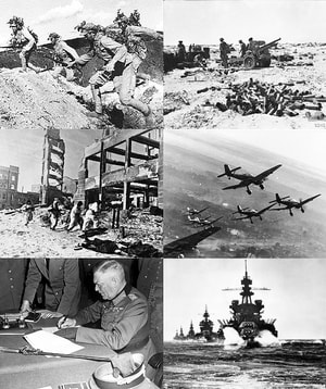 1939年 〈第二次世界大戦勃発〉 - ベック式!大学受験暗記法ブログ TOP