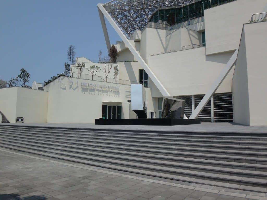 台南市美術館二館