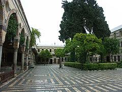 シリア アゼム宮殿
