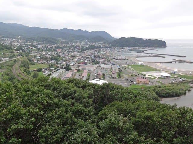 豊浦町を散歩 - ワンコとマジョのくらし