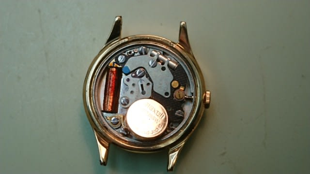 4e71a2ef63 ムーブメントはセイコー2621です。 結構古いお品ものです。 これから修理します🙇⤵️