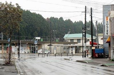 旧奥州街道歩き(野辺地宿~小湊...