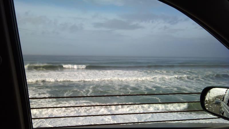 木曜日の海はパンピング!