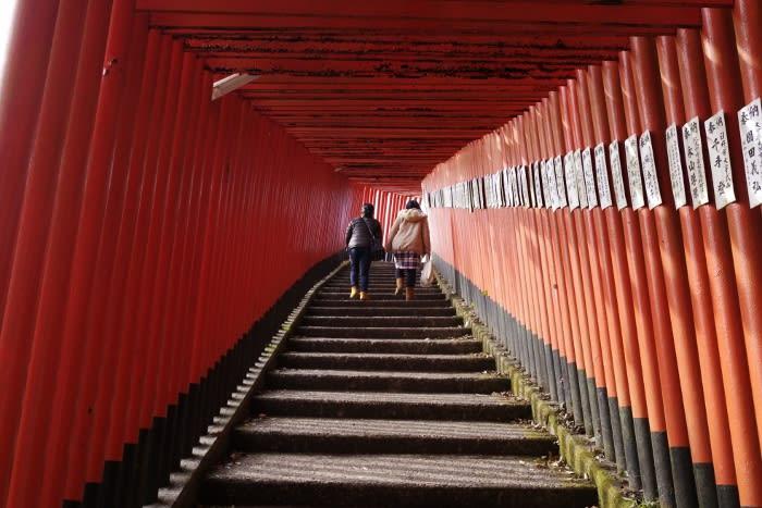 扇森 稲荷 神社