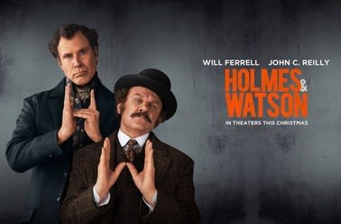 holmes and watson 2018 official trailer the game is afoot