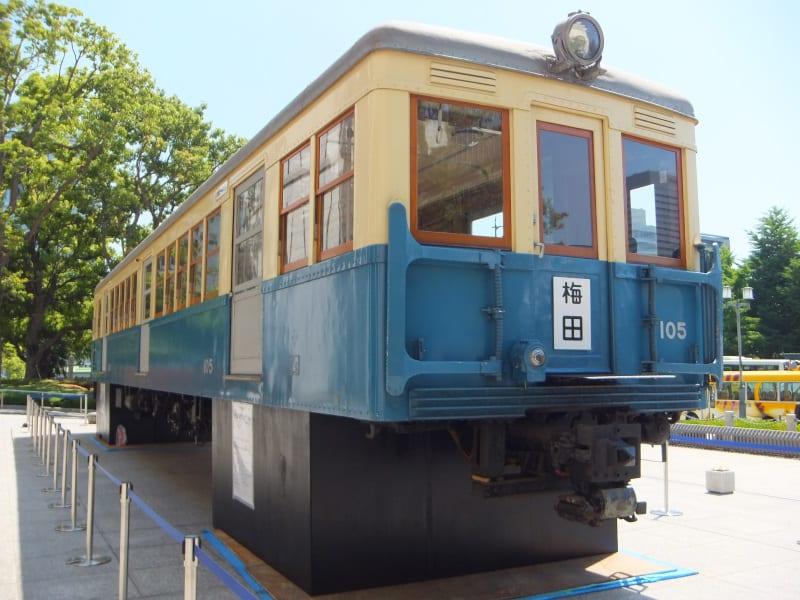 大阪市営地下鉄旧100形
