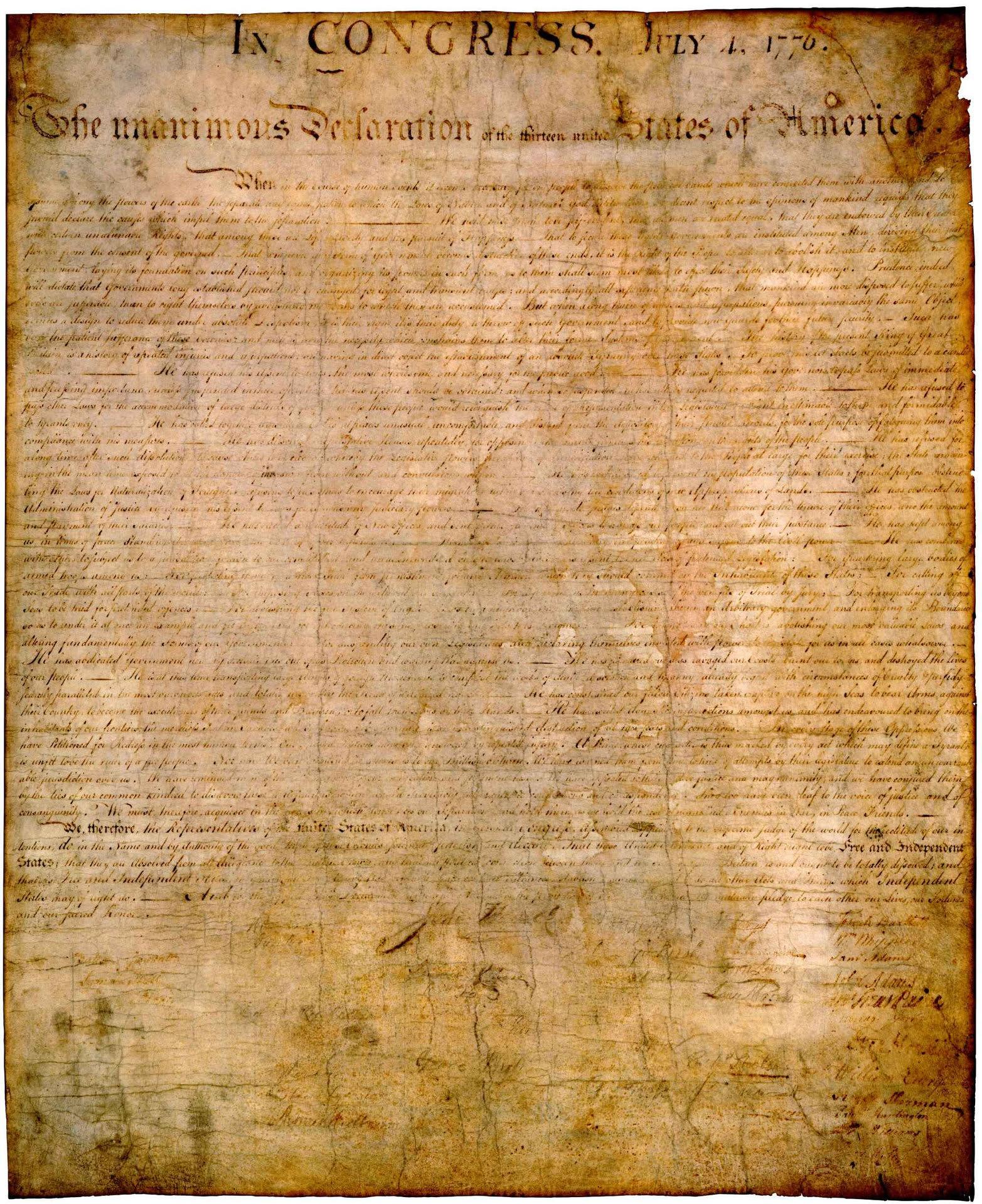 独立 宣言 アメリカ