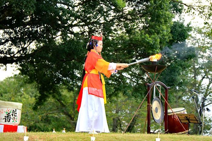 第46回 和水町 古墳祭 in 熊本・和水町 - 続・旅するデジカメ ...