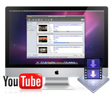 動画ダウンロードフリーソフトMacX YouTube Downloaderを勝手に