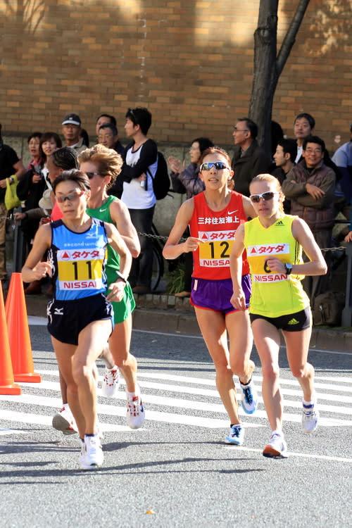第1回 横浜国際女子マラソン そ...