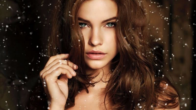 Barbara palvin victorias secret holiday 画像