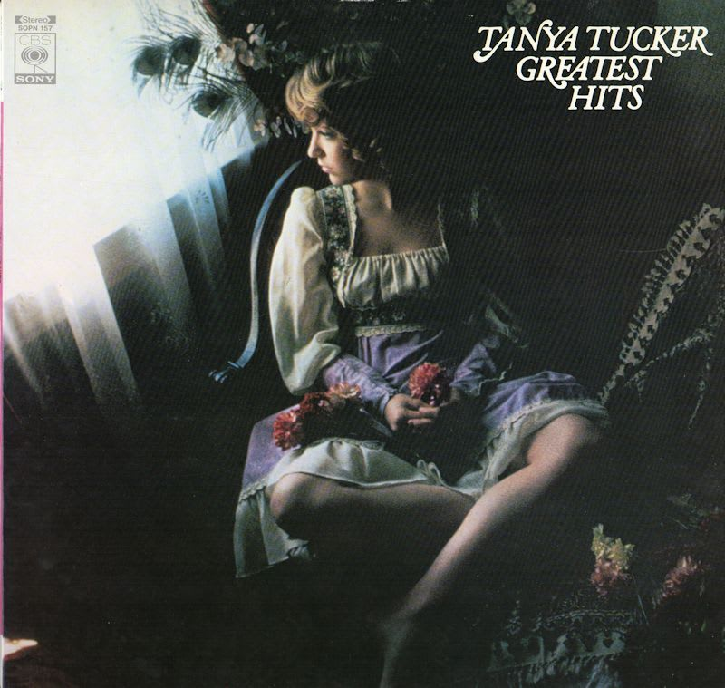 Tanya Tucker/ Greatest Hits デ...