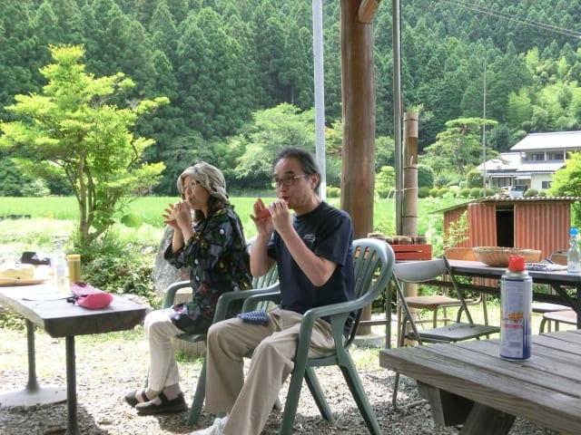 太田市から来たご夫婦