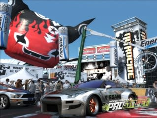 NEED FOR SPEED PRO STREET - ア...
