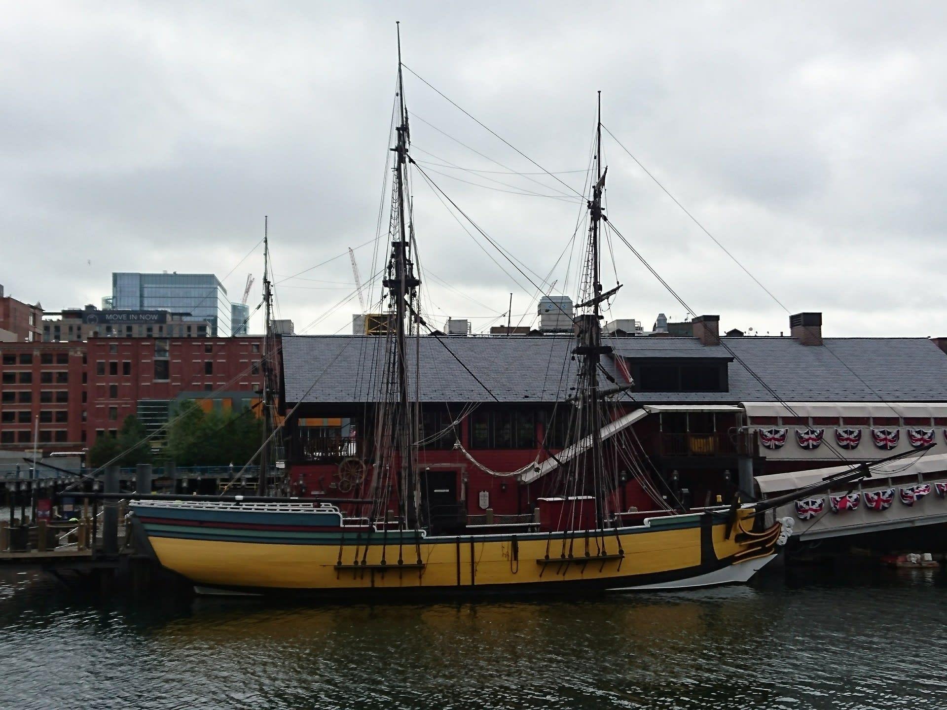 ボストン 茶会 事件
