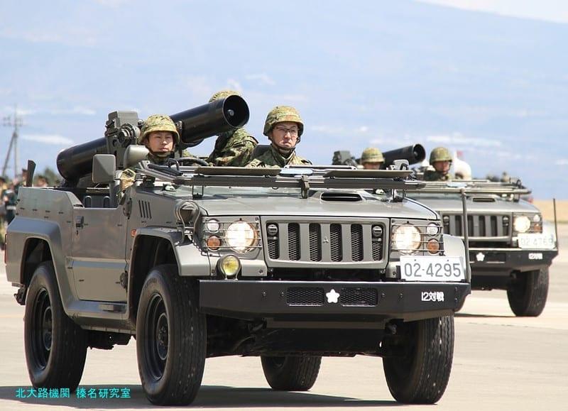 榛名防衛備忘録:機動戦闘車配備...