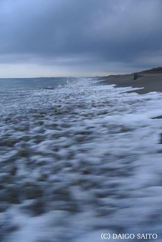 朝の海辺Ⅰ