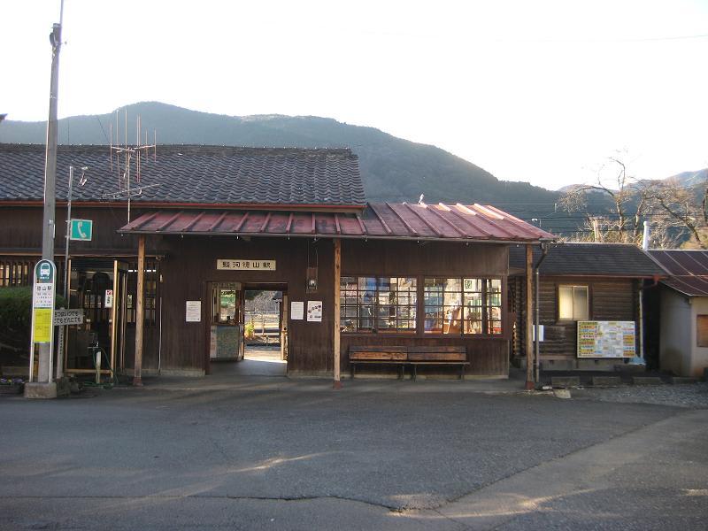 駿河徳山駅(大井川鐵道) - 鉄...