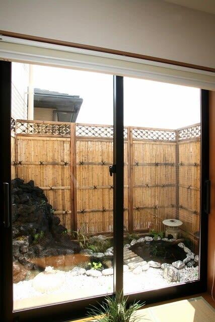 ちょこっと日本庭園の写真