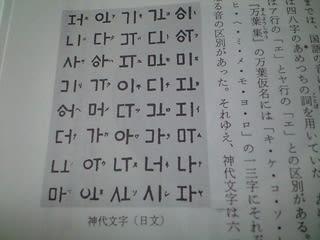 文字 ハングル