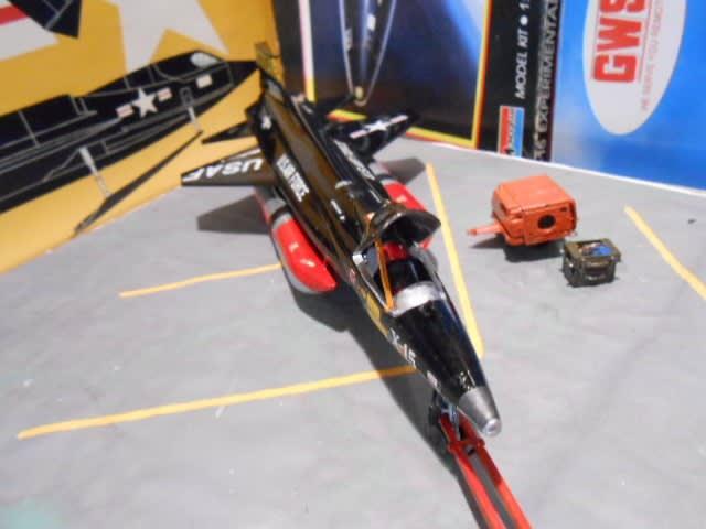 ノースアメリカンX15,モノグラム,実験機,Xシリーズ,NASA,極超音速,飛行機,航空機,パイロット,乗り物,乗り物のニュース,
