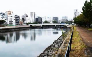 本川:中島神崎橋 - ♪あなた知っ...