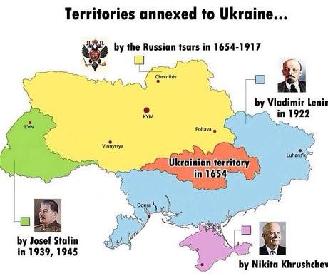 ウクライナの領土の変遷 - DEEPL...