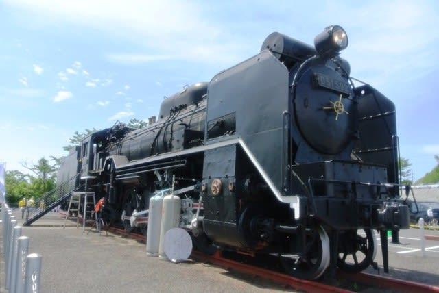 国鉄D51形蒸気機関車 (D51592) ...