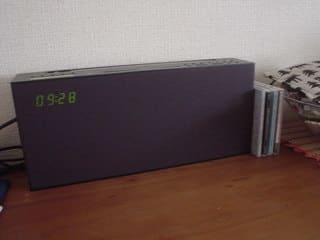 CDラジオ 無印良品