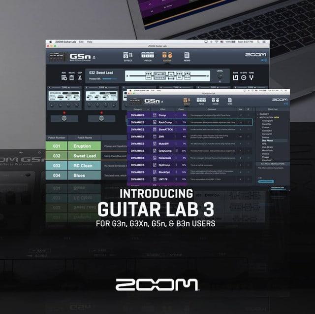 zoom g5n ファームウェア