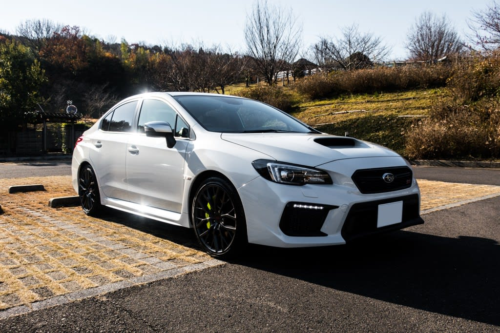 """WRX STI(VAB D型)の第一印象 - Car life with STI and NX""""Another story"""""""