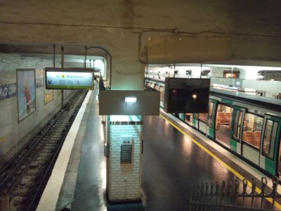 車両】RATP MF01系電車 9号線用...