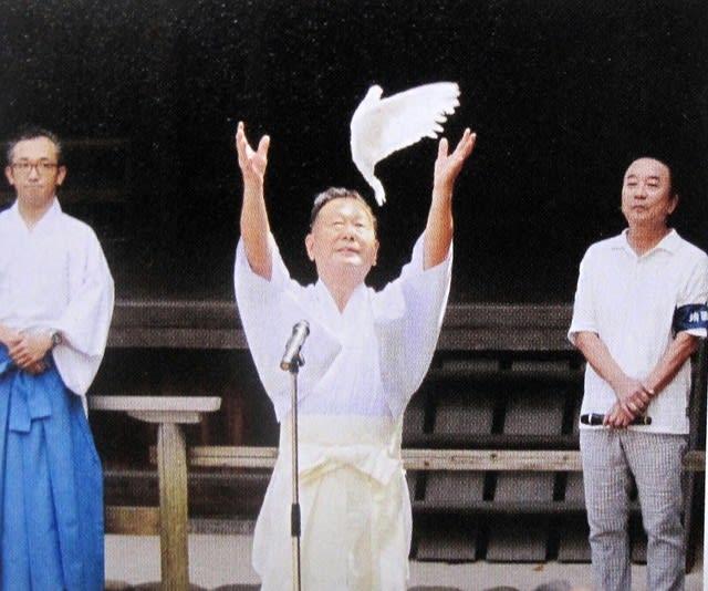 靖国神社小堀宮司が僅か10ヶ月で退任「会議での極めて不穏当な言葉遣い ...