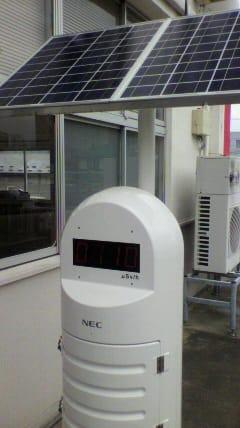 放射能空間線量測定機