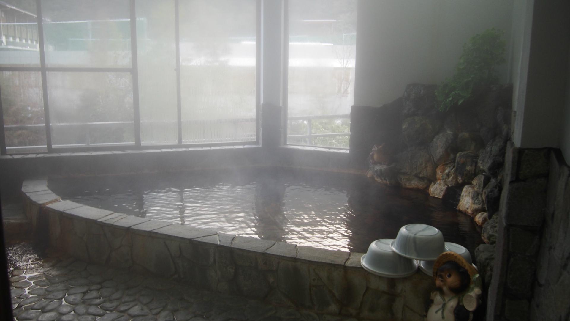 温泉 十津川