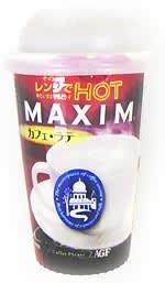 MAXIMカフェ・ラテ
