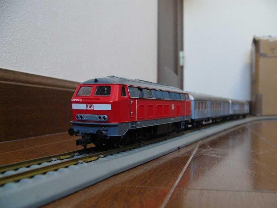 DB(Deutesche Bundesbahn:ドイ...