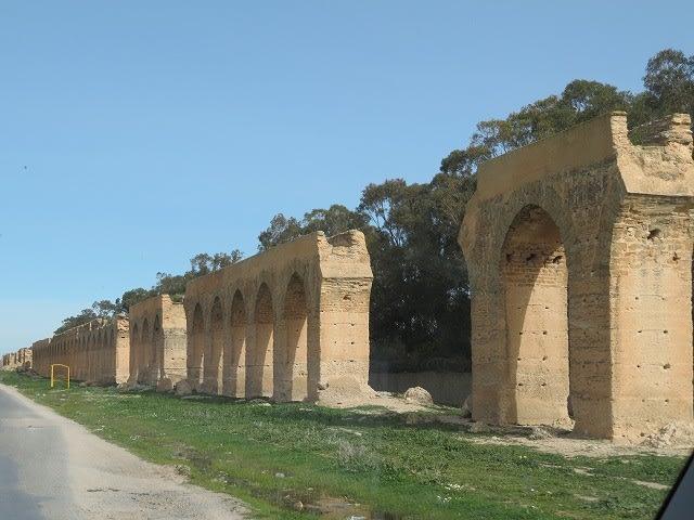 ローマの水道~ラ・マルガ、ザグワン、ドゥッガ - 旅倶楽部 ...