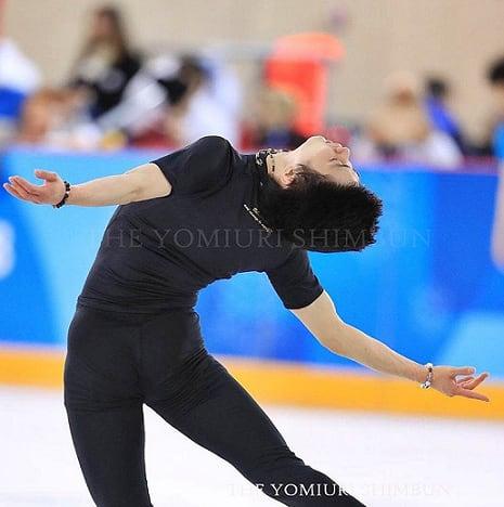quarta practice Yuzuru Hanyu