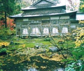 貞観園---新潟県 - 日本庭園こぼれ話