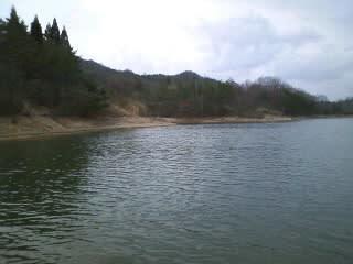 青野ダム情報! 4/18