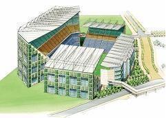観客のためのスタジアム8 - J OKAYAMA ~岡山サッカーの桃源郷へ