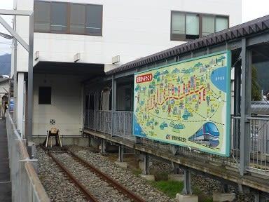 JR智頭駅を訪ねる - トシの旅