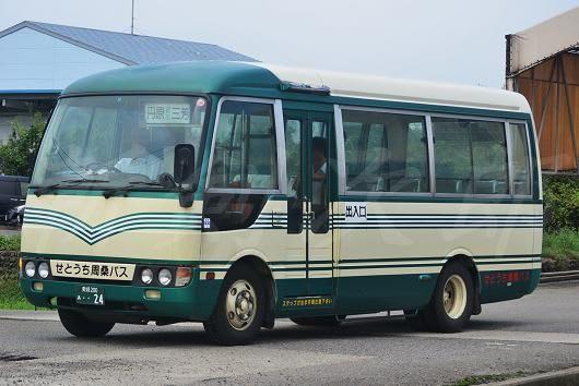 せとうち周桑バスの車両たち - ...