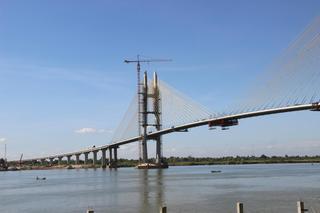 ネアックルン橋の閉合式 「つばさ橋」と命名 - カンボジア経済