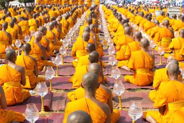 □日タイ仏教事情 - □日タイ&アジ...