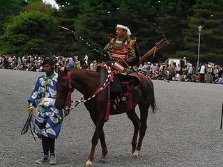 時代祭 その3 - 京旬の彩り